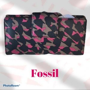 Fossil Camo Wallet